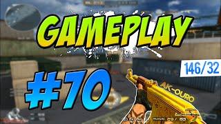 [CF] Gameplay #70 - AK-47 Ouro, Como melhorar no Crossfire?