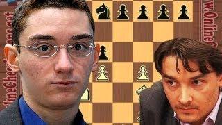 Wild Ruy Lopez Game: Morozevich vs Caruana Ruy Lopez Open Variation - Tal Memorial 2012