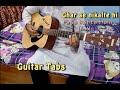 Ghar Se Nikalte Hi Guitar Tabs (papa Kahte Hain) video