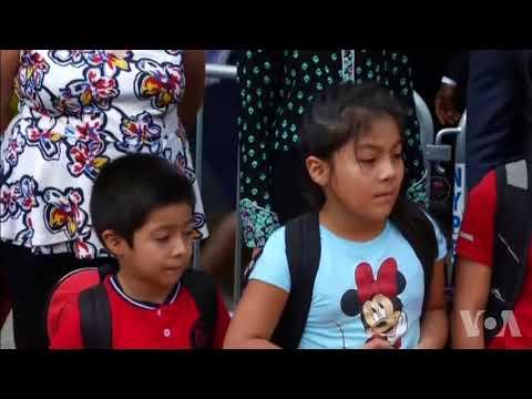 美政府面临儿童与非法移民父母团聚最后期限