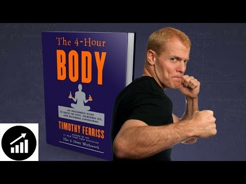 #64 - The 4-Hour Body: An Uncommon Guide to Rapid Fat-loss, Incredible Sex and Becoming Superhuman