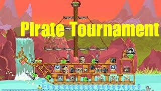 Angry Birds Friends-Pirates Tournament