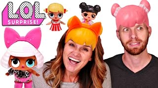 BEST TOY OF 2016! 7 Layer Surprise Balls L.O.L. Baby Dolls (Spit, Pee, Cry, Color Change)