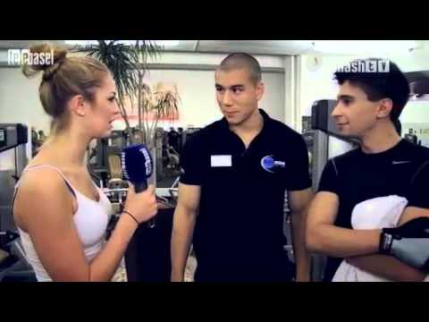 BodyMove-More Basel bei Mash TV