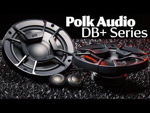"Polk Audio DB6502 DB+ Series 6.5"" Component System"