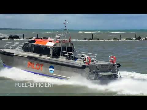 Aluminum catamaran work boat survey vessel from YouTube · Duration:  7 minutes 31 seconds