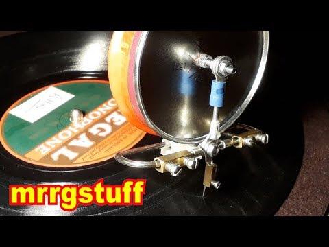 Diy Soundbox 3 For Hmv Gramophone