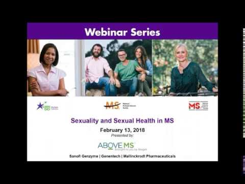 Sexuality and Sexual Health in MS