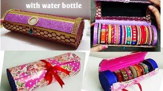 2#Beautiful Bangle Box making ideas# How to make Bangle Box at home# MANA CREATIVE CORNER