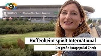 Hoffenheim spielt International | RON TV | Sendung vom 03.08.2017