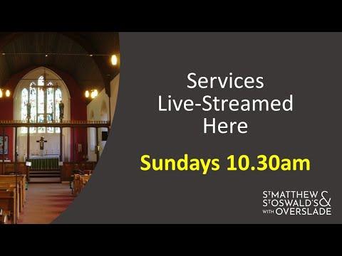 10.30 Service 22 August 2021
