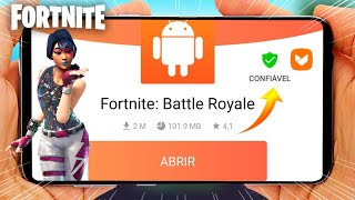 😍-NOW YES! 🔥 FORTNITE IN APTOIDE FOR ANDROID! DOWNLOADING AND INSTALLING STEP BY STEP TUTORIAL 2019