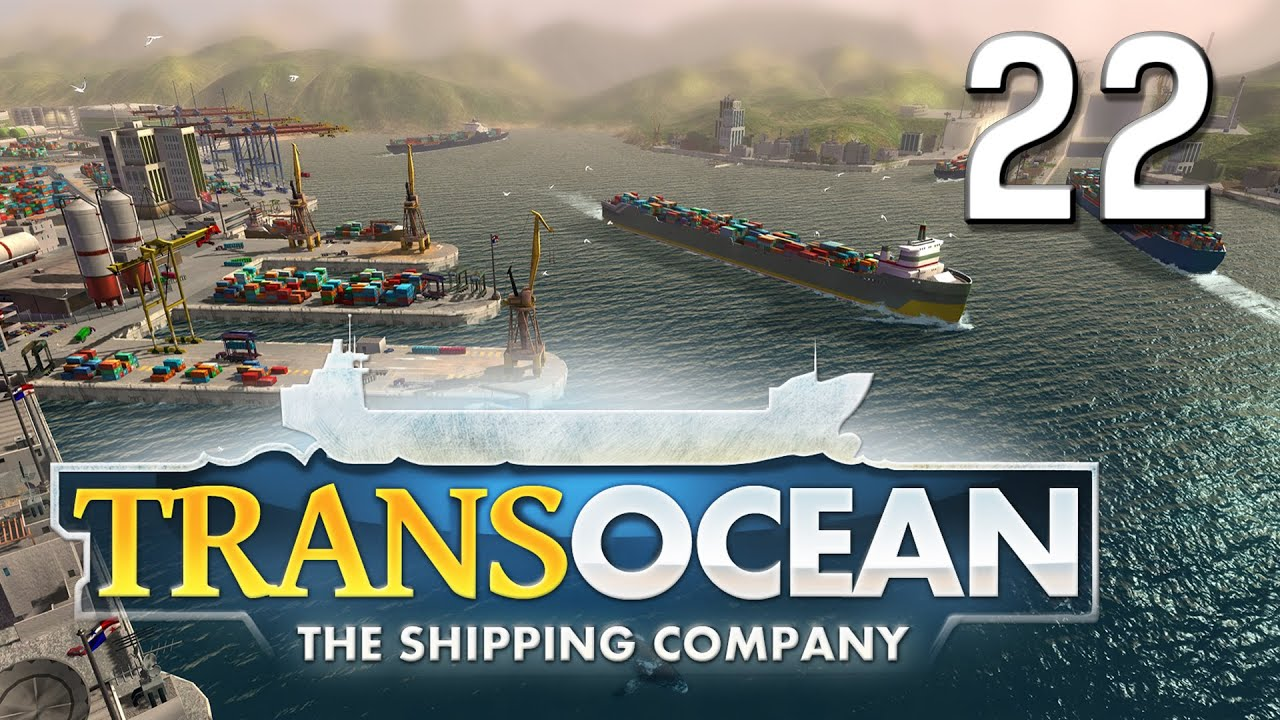 TransOcean #22 Auf der Stelle treten The Shipping Company