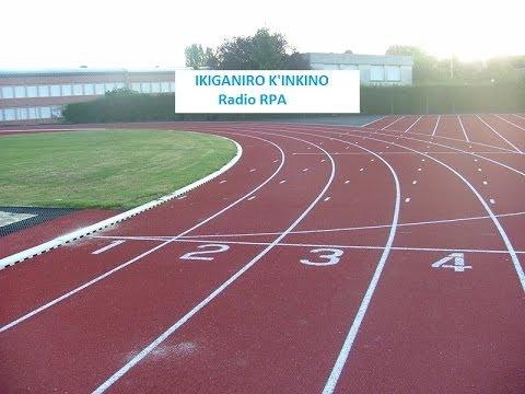 Ikiganiro k'inkino  mushikirizwa na Radio Republique Africaine (RPA) yo mu Burundi