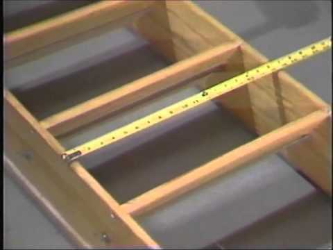 SlidingStairInstall & SlidingStairInstall - YouTube
