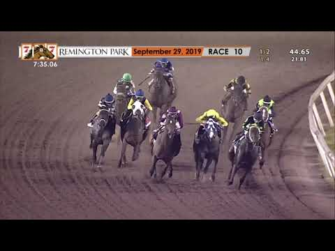 TRAINER STEVE ASMUSSEN SETS REMINGTON PARK RECORD,TAKING FLASHY LADY STAKES WITH MT. BRAVE