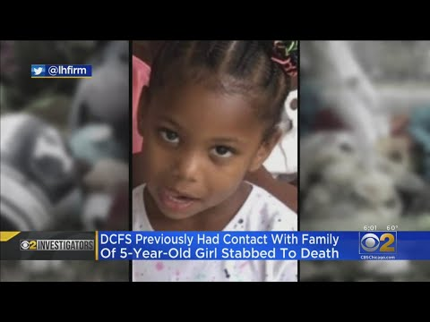 Mother charged with stabbing 5-year-old daughter to death in Chicago