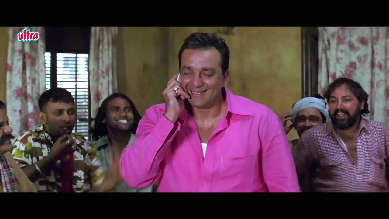Download Sanjay Dutt wins quiz contest on Mahatma Gandhi   Lage Raho Munna Bhai Best Comedy