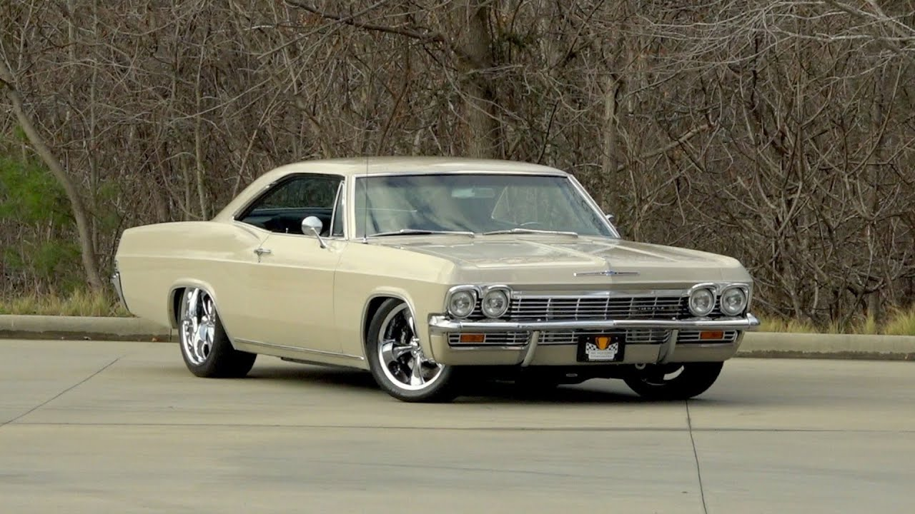 Kelebihan Kekurangan Chevrolet Impala 1965 Top Model Tahun Ini