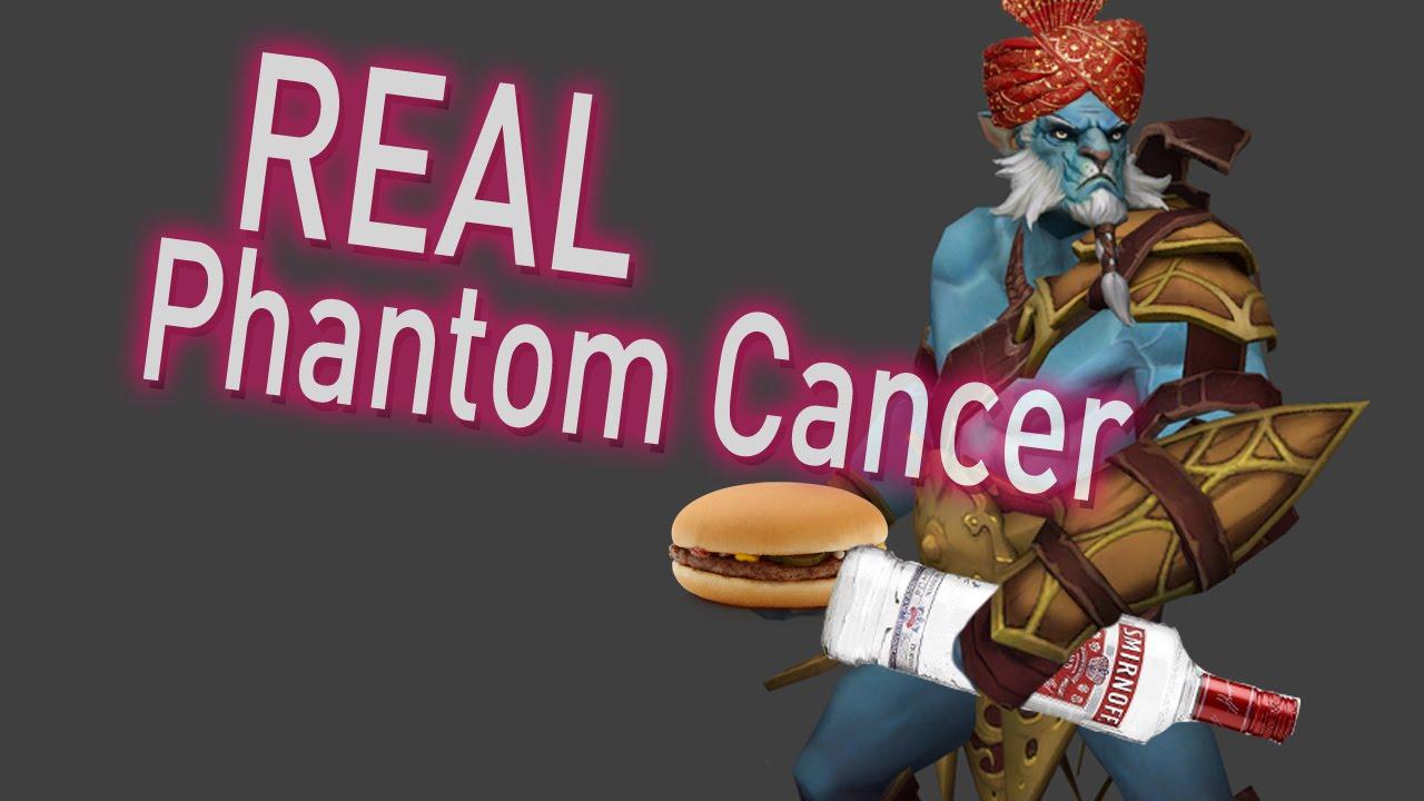 dota 2 real phantom cancer latvian english youtube
