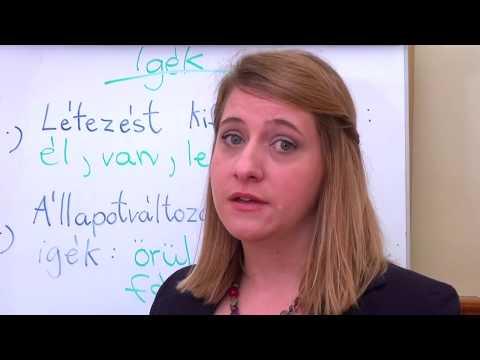 Hungarian Lesson with Zsuzsi 8 - Szabályos igék - Regular Verbs)