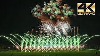 ⁽⁴ᴷ⁾ Pyronale 2018: Heron Fireworks Netherlands \ Niederlande - WINNER! GEWINNER! Feuerwerk