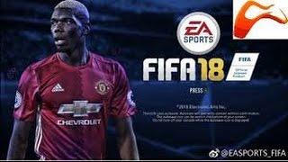SAIU VIDEO RUMOR DOS MENUS  FIFA 18