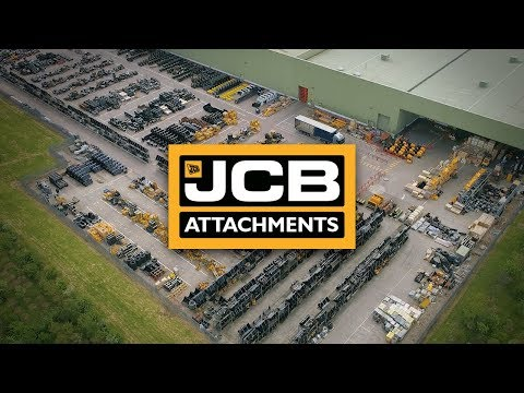 JCB Attachments Corporate Video