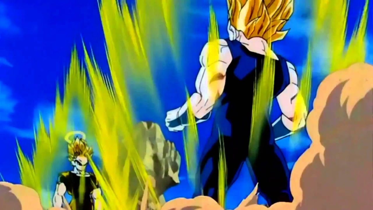 Goku Goes Super Saiyan 2 For The First Time Hd Youtube