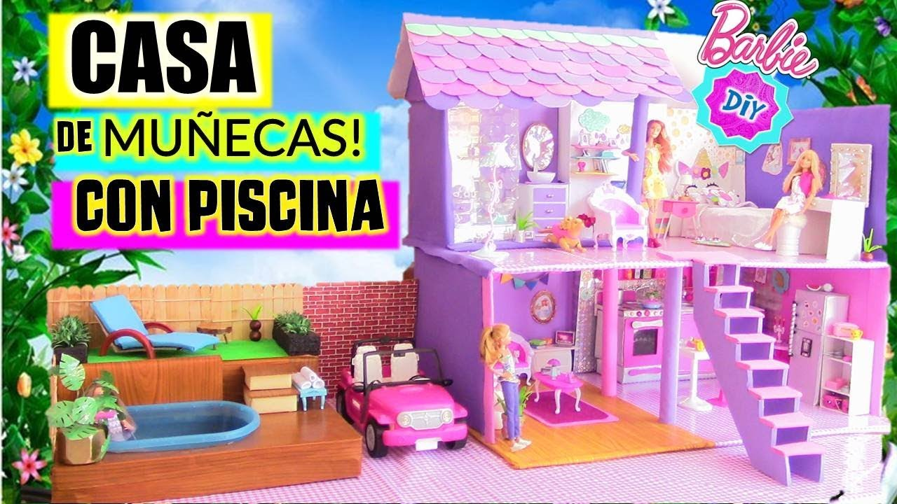 94796e1faf6e 🏠Como hacer CASA para MUÑECAS Barbie RECICLANDO cajas de carton!!!  #manualidadesconmuñecas