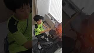 """호평 도이치음악학원 드럼연주 """"New face"""""""