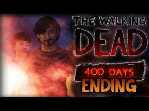 The Walking Dead 400 Days - ENDING - Let's Play #05 (Shel) Finale