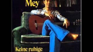 Reinhard Mey - Was weiß ich schon von dir?