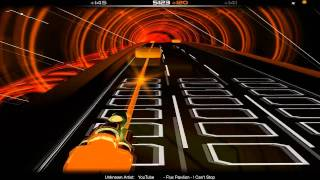 AudioSurf Gameplay #003 - I Can´t Stop (Dubstep)