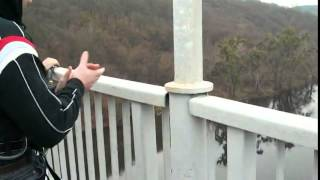 прижок з моста Житомир 40м