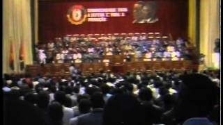 Angola 50 anos do MPLA