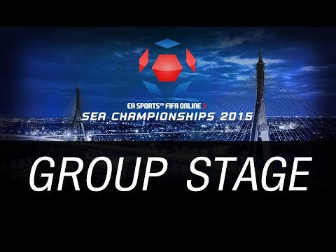 [ GROUP STAGE ] FIFA ONLINE 3 SEA CHAMPIONSHIPS 2015