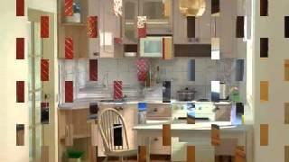 Дизайн интерьер кухни 6 кв м фото Москва недорого косметический под ключ йул15(, 2014-07-28T08:32:41.000Z)