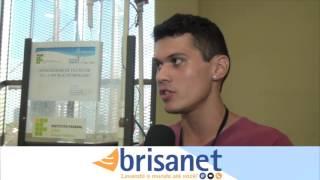 """Água Innovation: Levi Cristian apresenta projeto de inovação """"Analisador de Fluxo de Água Microecontro"""""""
