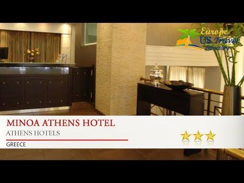 Minoa Athens Hotel - Athens Hotels, Greece