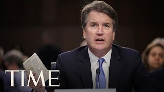 Republicans Hope For 'Respectful' Kavanaugh And Ford Hearing | TIME