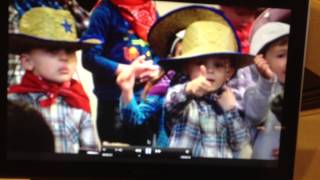 Preschool Rodeo Songs 4