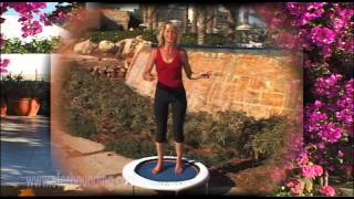 "The Starbound Workout rebounding exercise DVD ""Five Star Fitness"""