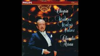 Chopin Waltz No. 13 in D-flat major, Op. 70 No. 3 - Claudio Arrau