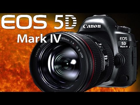 Canon 5D Mk IV Preview