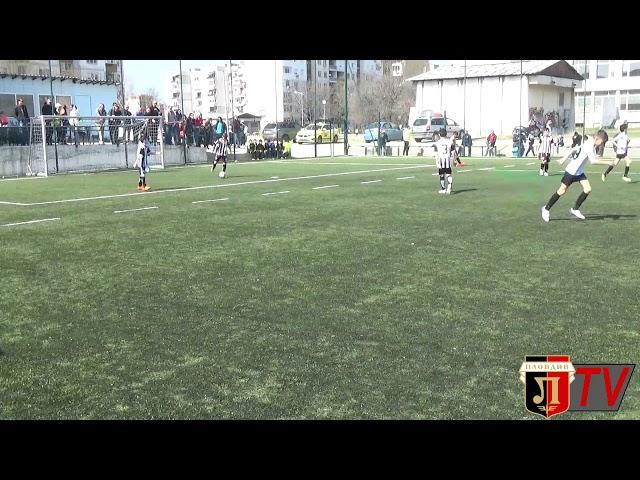 LokomotivTV: Локомотив - ФА Пловдив 5:2 (набор 2009) 24.03.2019