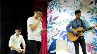 THỨ TƯ TRẦN LẬP || HOA BAN TRẮNG (Bức Tường) - FPT University Guitar Club
