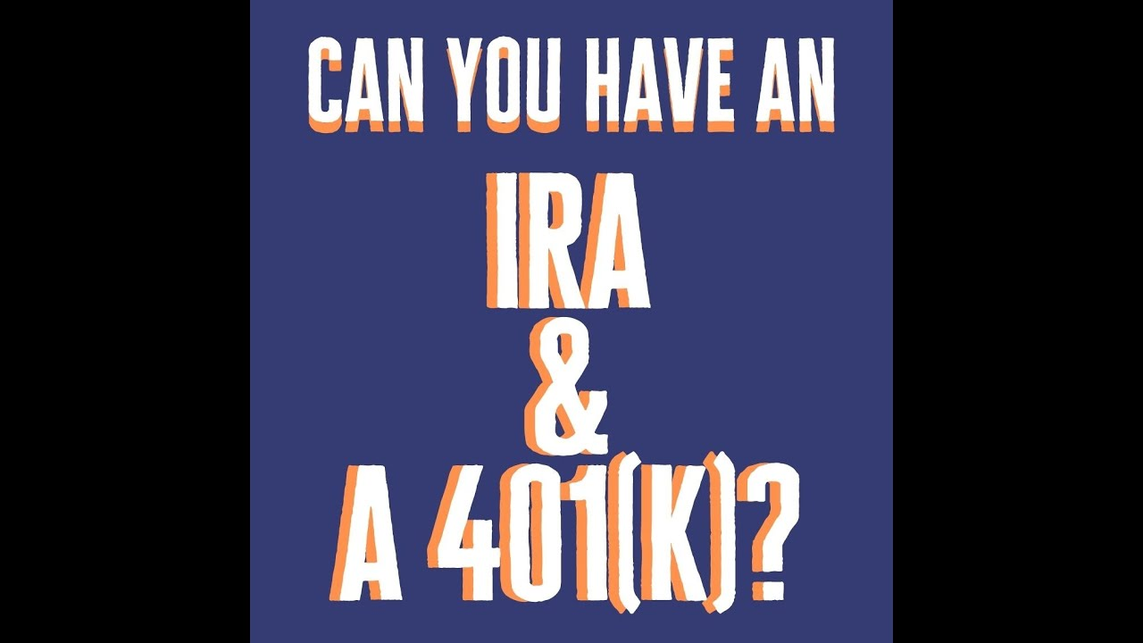 Pushing Boundaries: Investing in 401(k)s and IRAs at the same time
