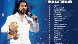 Marco Antonio Solis Sus Mejores Canciones Completas 30 Exitos Mix Youtube