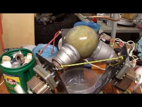 Lapidary sphere machine